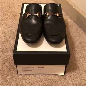Gucci Princetown 37 Loafers